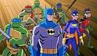BATMAN VS. TEENAGE MUTANT NINJA TURTLES Official Trailer [HD] Darren Criss, Tara Strong