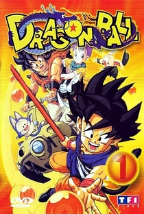 Dragon Ball (1ª Temporada) - Poster / Capa / Cartaz - Oficial 4