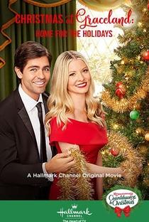 Natal em Graceland: Em Casa com Amor - Poster / Capa / Cartaz - Oficial 1