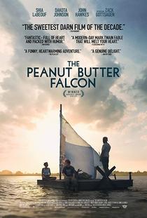 The Peanut Butter Falcon - Poster / Capa / Cartaz - Oficial 3