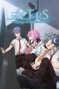 Actors: Songs Connection - Poster / Capa / Cartaz - Oficial 2