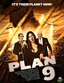 Plan 9 - Poster / Capa / Cartaz - Oficial 1