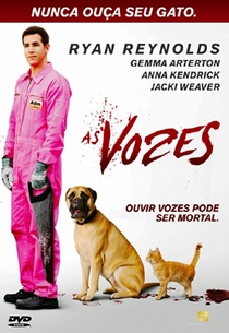 As Vozes - Poster / Capa / Cartaz - Oficial 3