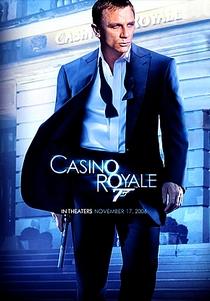 007 - Cassino Royale - Poster / Capa / Cartaz - Oficial 17