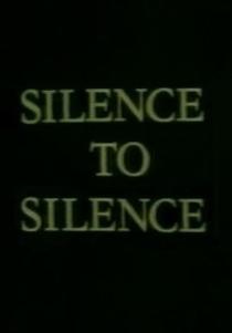 Samuel Beckett: Silence to Silence - Poster / Capa / Cartaz - Oficial 1