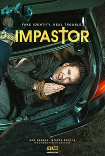 Impastor (2ª Temporada) - Poster / Capa / Cartaz - Oficial 1
