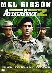 Força de Ataque Z - Poster / Capa / Cartaz - Oficial 4