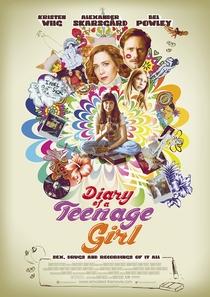 O Diário de uma Adolescente - Poster / Capa / Cartaz - Oficial 8