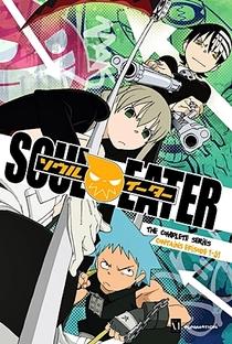 Soul Eater - Poster / Capa / Cartaz - Oficial 3