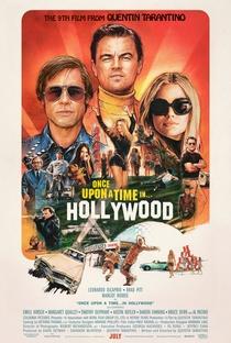 Era Uma Vez em... Hollywood - Poster / Capa / Cartaz - Oficial 1
