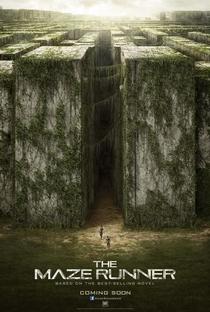 Maze Runner: Correr ou Morrer - Poster / Capa / Cartaz - Oficial 2