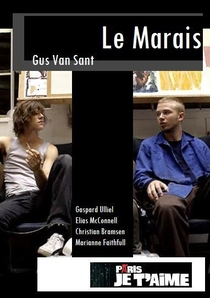 Le Marais - Poster / Capa / Cartaz - Oficial 1