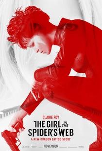 Millennium: A Garota na Teia de Aranha - Poster / Capa / Cartaz - Oficial 3
