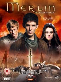 As Aventuras de Merlin (4ª Temporada) - Poster / Capa / Cartaz - Oficial 4
