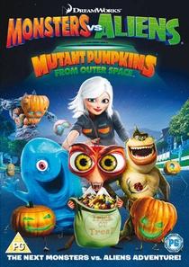 Monstros vs. Alienígenas: Abóboras Mutantes do Espaço - Poster / Capa / Cartaz - Oficial 1
