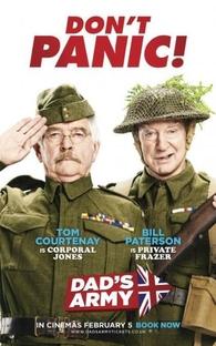 Exército do Pai - Poster / Capa / Cartaz - Oficial 5