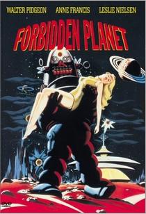 Planeta Proibido - Poster / Capa / Cartaz - Oficial 3