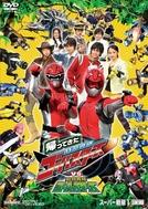 Tokumei Sentai Go-Busters vs. Dobutsu Sentai Go-Busters (帰ってきた特命戦隊ゴーバスターズ VS 動物戦隊ゴーバスターズ Kaettekita Tokumei Sentai Gōbasutāzu Tai Dōbutsu Sentai Gōbasutāzu)