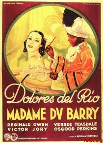 Madame Du Barry - Poster / Capa / Cartaz - Oficial 1