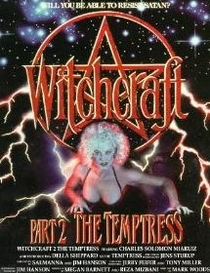 Witchcraft 2: The Temptress - Poster / Capa / Cartaz - Oficial 1
