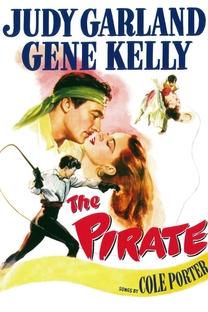 O Pirata - Poster / Capa / Cartaz - Oficial 1