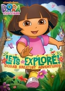 Dora, a Aventureira (2ª Temporada) - Poster / Capa / Cartaz - Oficial 1