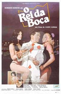 O Rei da Boca - Poster / Capa / Cartaz - Oficial 1