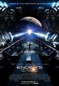 Ender's Game - O Jogo do Exterminador - Poster / Capa / Cartaz - Oficial 2