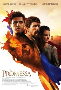 A Promessa - Poster / Capa / Cartaz - Oficial 1