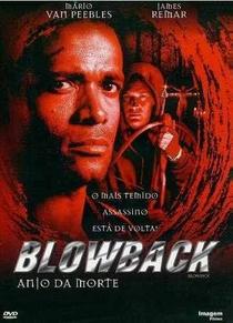Blowback - Anjo Da Morte - Poster / Capa / Cartaz - Oficial 2
