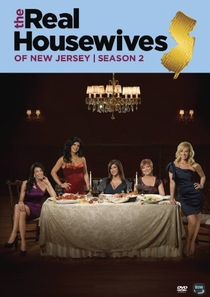 The Real Housewives of New Jersey (2ª Temp.) - Poster / Capa / Cartaz - Oficial 1