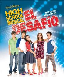 High School Musical - O Desafio (México) - Poster / Capa / Cartaz - Oficial 1