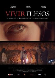 Vivir Ilesos - Poster / Capa / Cartaz - Oficial 1