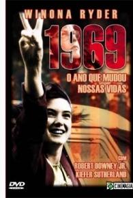 1969 -  O Ano Que Mudou Nossas Vidas - Poster / Capa / Cartaz - Oficial 2