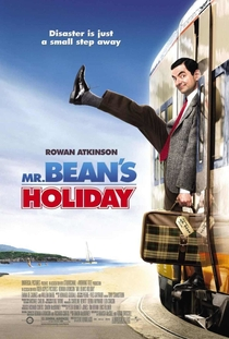 As Férias de Mr. Bean - Poster / Capa / Cartaz - Oficial 1