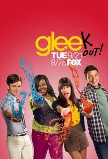 Glee (2ª Temporada) - Poster / Capa / Cartaz - Oficial 1