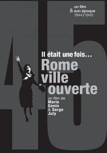 Era uma vez: Roma, Cidade Aberta - Poster / Capa / Cartaz - Oficial 1