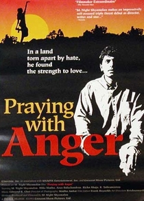 Praying with Anger - Poster / Capa / Cartaz - Oficial 1