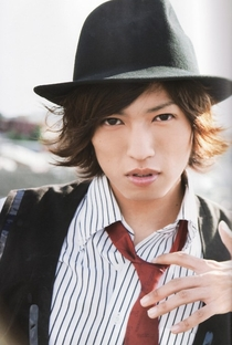 Renn Kiriyama - Poster / Capa / Cartaz - Oficial 6
