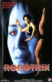 Robotrix - Poster / Capa / Cartaz - Oficial 1