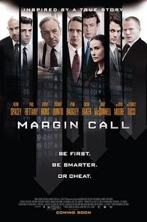 Margin Call - O Dia Antes do Fim - Poster / Capa / Cartaz - Oficial 1