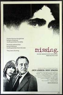 Desaparecido - Um Grande Mistério - Poster / Capa / Cartaz - Oficial 1
