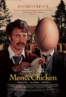 Homens e Galinhas - Poster / Capa / Cartaz - Oficial 3