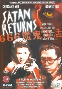 Satan Returns - Poster / Capa / Cartaz - Oficial 2