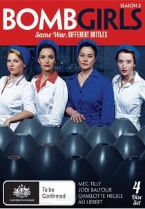 Bomb Girls (2ª Temporada) - Poster / Capa / Cartaz - Oficial 3