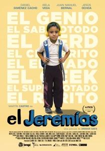 O Jeremias - Poster / Capa / Cartaz - Oficial 1