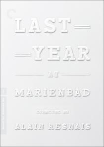 O Ano Passado em Marienbad - Poster / Capa / Cartaz - Oficial 3