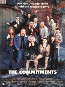 The Commitments - Loucos pela Fama - Poster / Capa / Cartaz - Oficial 1
