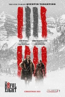 Os Oito Odiados - Poster / Capa / Cartaz - Oficial 6