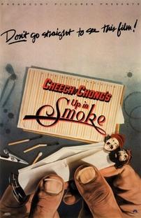 Cheech & Chong - Queimando Tudo - Poster / Capa / Cartaz - Oficial 1
